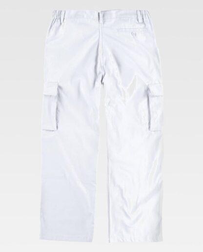 Pantalón Blanco (espalda)