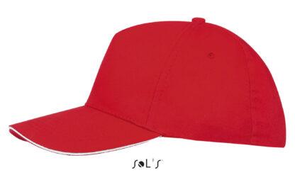 Rojo - Blanco